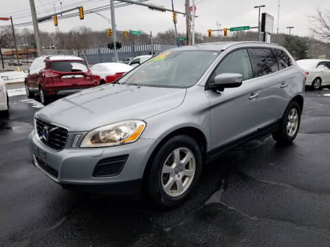 2012 Volvo XC60 for sale at Cedar Auto Group LLC in Akron OH