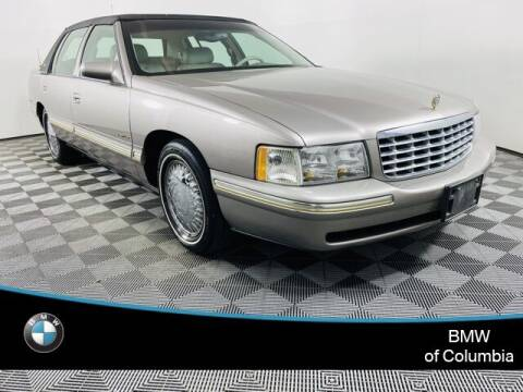 1999 Cadillac DeVille for sale at Preowned of Columbia in Columbia MO