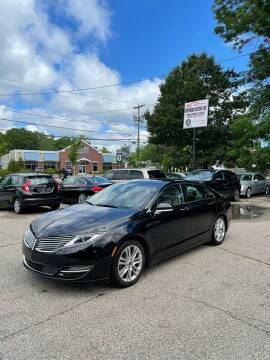 2016 Lincoln MKZ for sale at NEWFOUND MOTORS INC in Seabrook NH
