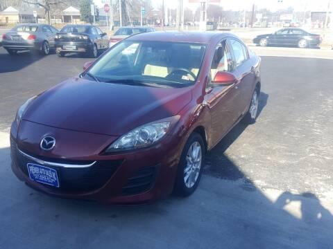 2010 Mazda MAZDA3 for sale at Premier Auto Sales Inc. in Newport News VA