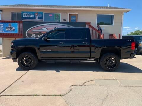 2018 Chevrolet Silverado 1500 for sale at Badlands Brokers in Rapid City SD