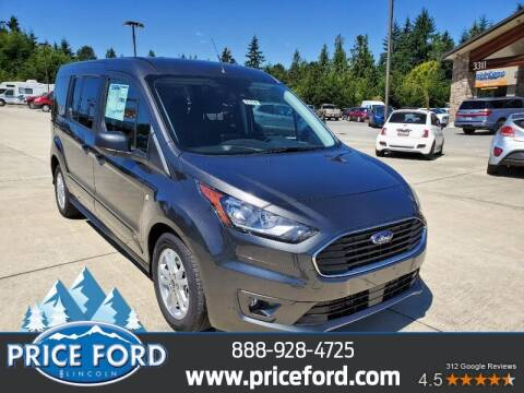 2021 Ford Transit Connect Wagon for sale at Price Ford Lincoln in Port Angeles WA