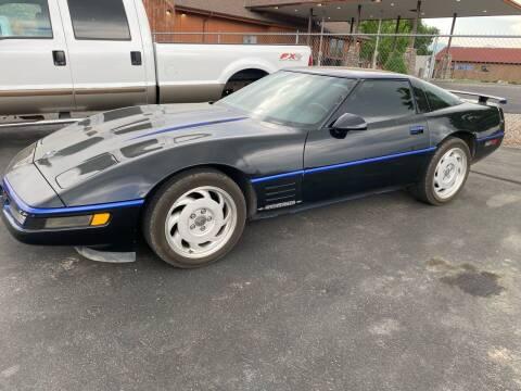 1992 Chevrolet Corvette for sale at Salida Auto Sales in Salida CO