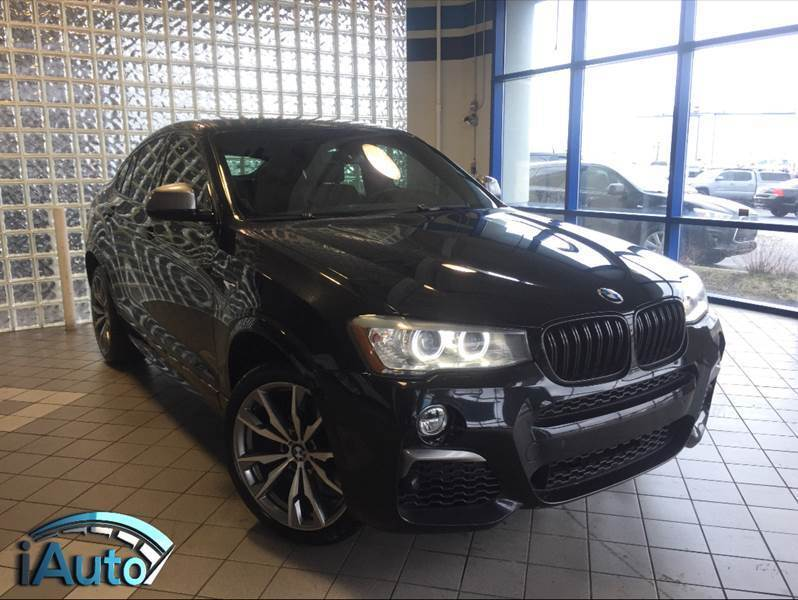 2016 BMW X4 for sale at iAuto in Cincinnati OH