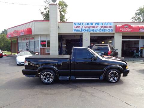 1997 GMC Sonoma for sale at Bickel Bros Auto Sales, Inc in Louisville KY