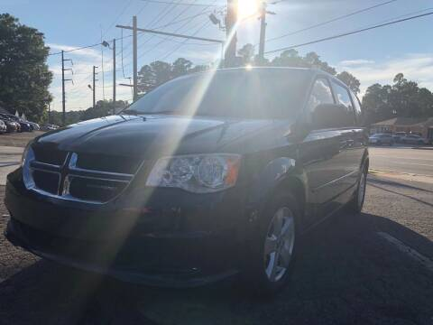 2013 Dodge Grand Caravan for sale at Fast and Friendly Auto Sales LLC in Decatur GA