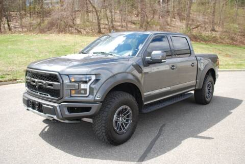 2019 Ford F-150 for sale at New Milford Motors in New Milford CT
