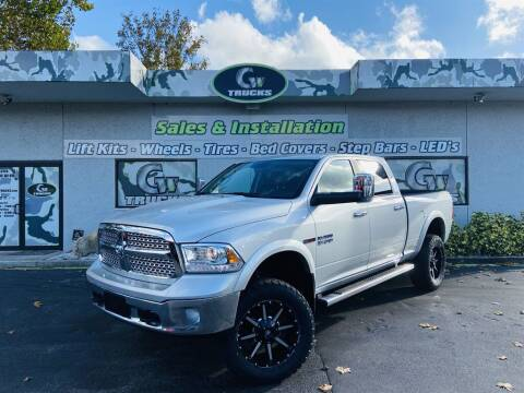 2018 RAM Ram Pickup 1500 for sale at Greenway Auto Sales in Jacksonville FL