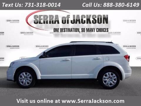2017 Dodge Journey for sale at Serra Of Jackson in Jackson TN