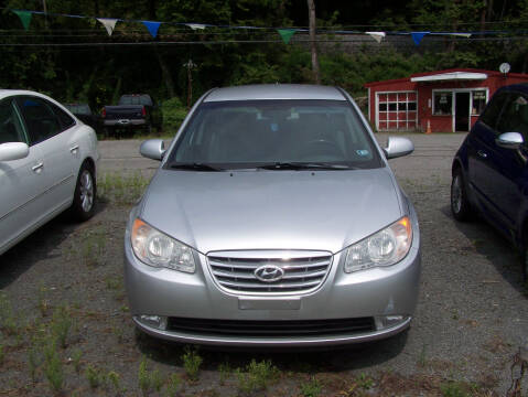 2010 Hyundai Elantra for sale at D & D AUTO SALES in Jersey Shore PA