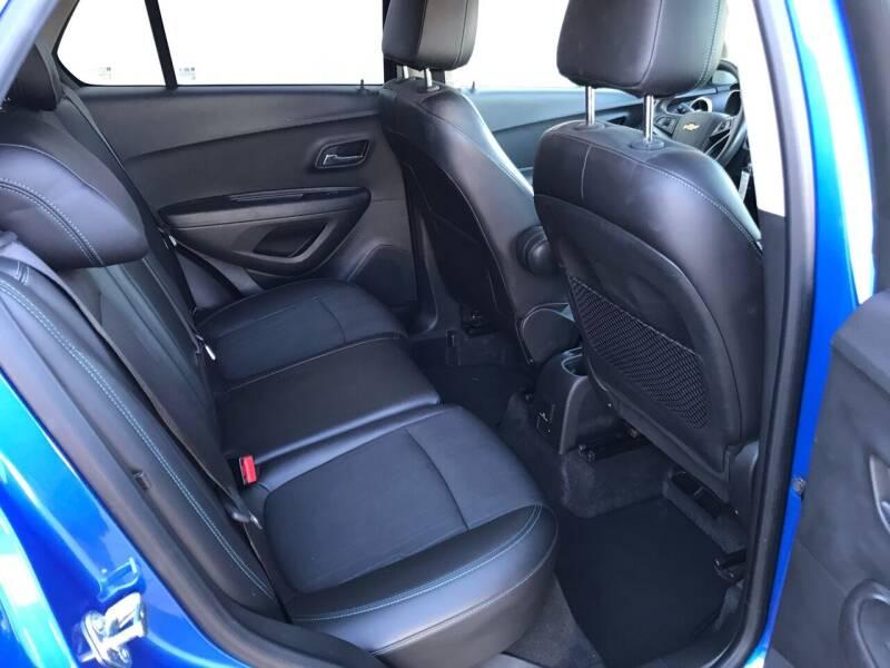 2015 Chevrolet Trax AWD LT 4dr Crossover - Amboy IL