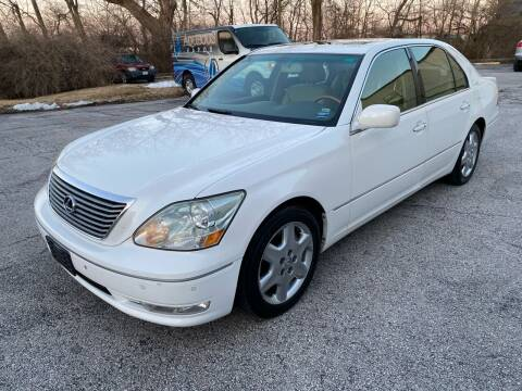 2004 Lexus LS 430 for sale at ASHLAND AUTO SALES in Columbia MO