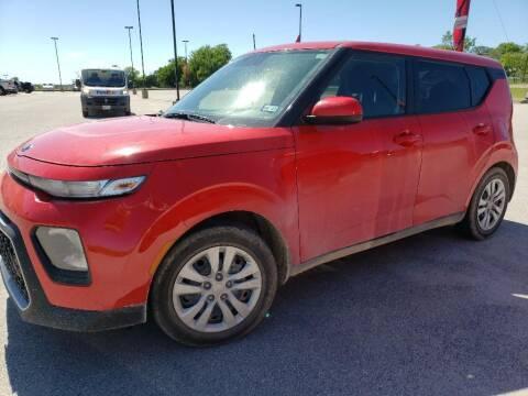 2020 Kia Soul for sale at Stanley Chrysler Dodge Jeep Ram Gatesville in Gatesville TX