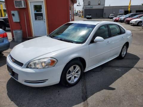 2013 Chevrolet Impala for sale at Curtis Auto Sales LLC in Orem UT