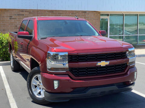 2017 Chevrolet Silverado 1500 for sale at AKOI Motors in Tempe AZ
