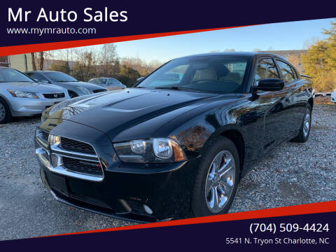 2013 Dodge Charger for sale at Mr Auto Sales in Charlotte NC