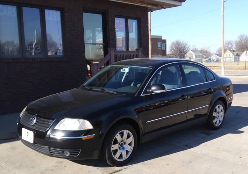 2005 Volkswagen Passat for sale at CARS4LESS AUTO SALES in Lincoln NE