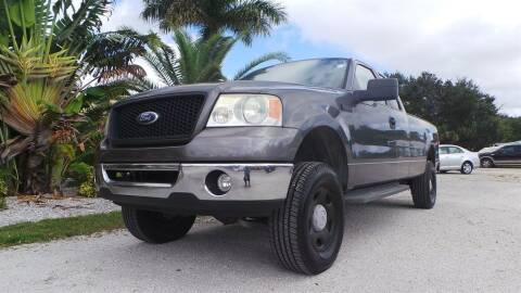 2006 Ford F-150 for sale at Southwest Florida Auto in Fort Myers FL
