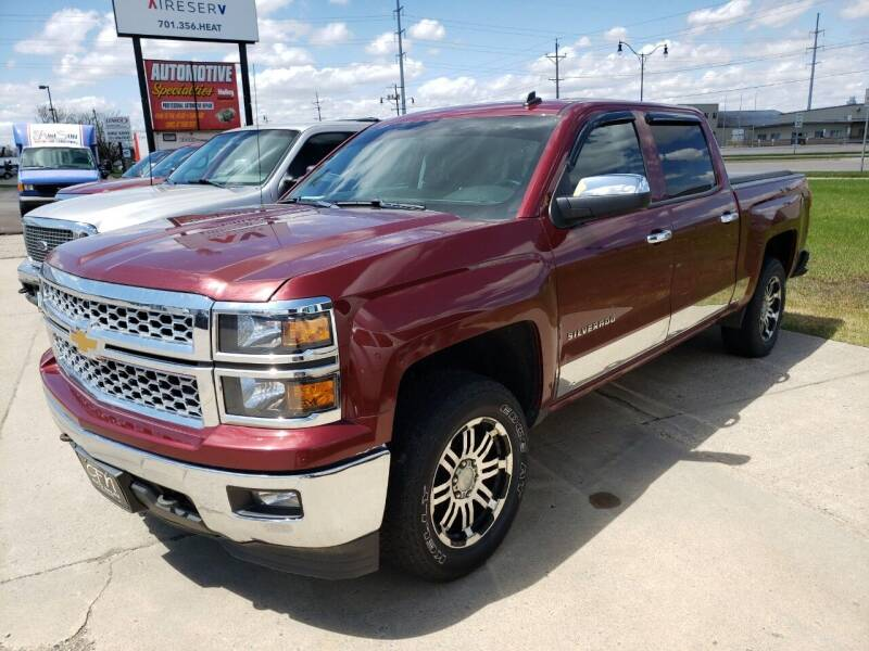 2014 Chevrolet Silverado 1500 for sale at CFN Auto Sales in West Fargo ND