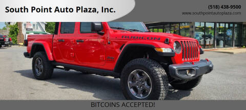 2020 Jeep Gladiator for sale at South Point Auto Plaza, Inc. in Albany NY
