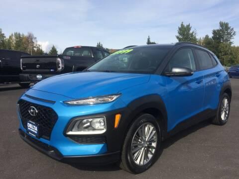 2019 Hyundai Kona for sale at Delta Car Connection LLC in Anchorage AK