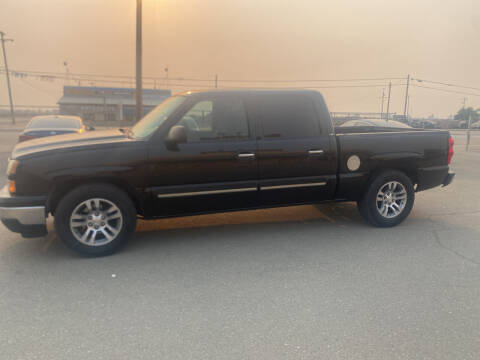 2007 Chevrolet Silverado 1500 Classic for sale at First Choice Auto Sales in Bakersfield CA