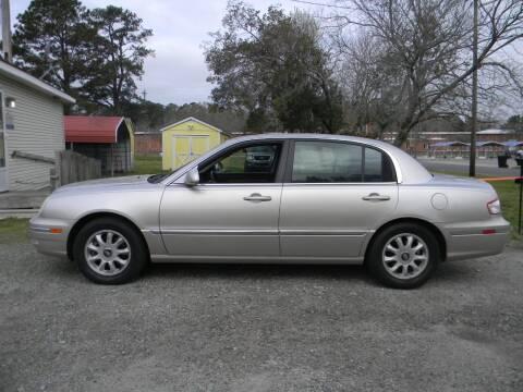 2005 Kia Amanti for sale at SeaCrest Sales, LLC in Elizabeth City NC