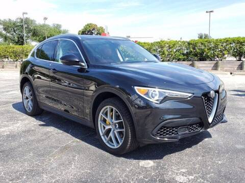 2018 Alfa Romeo Stelvio for sale at GATOR'S IMPORT SUPERSTORE in Melbourne FL