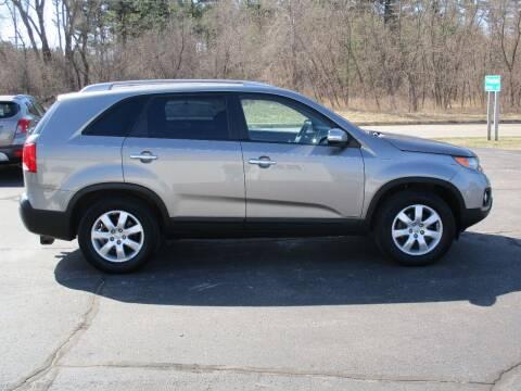 2012 Kia Sorento for sale at Plainfield Auto Sales, LLC in Plainfield WI