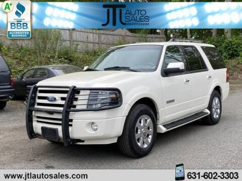 2008 Ford Expedition for sale at JTL Auto Inc in Selden NY