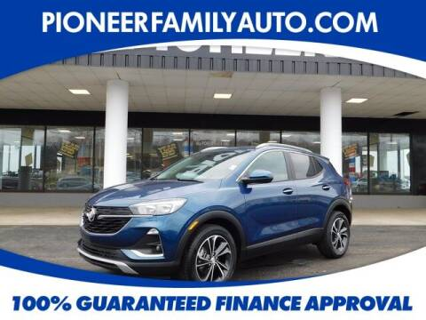 2021 Buick Encore GX for sale at Pioneer Family auto in Marietta OH