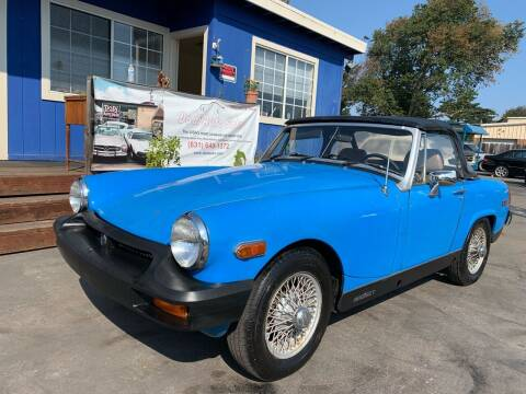 1979 MG Midget for sale at Dodi Auto Sales in Monterey CA
