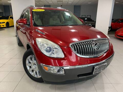 2012 Buick Enclave for sale at Auto Mall of Springfield in Springfield IL