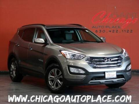 2016 Hyundai Santa Fe Sport for sale at Chicago Auto Place in Bensenville IL