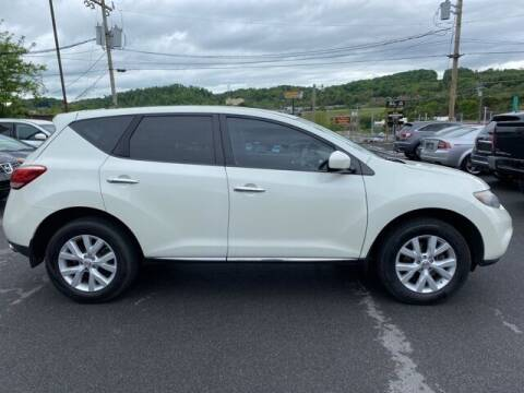 2011 Nissan Murano for sale at Bill Gatton Used Cars - BILL GATTON ACURA MAZDA in Johnson City TN