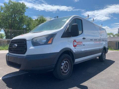 2016 Ford Transit Cargo for sale at Posen Motors in Posen IL