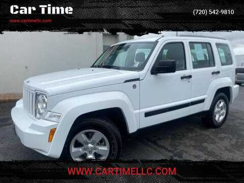 2011 Jeep Liberty for sale at Car Time in Denver CO