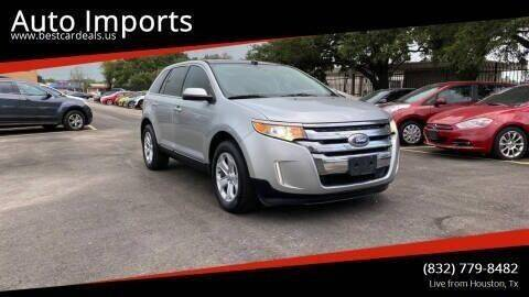2011 Ford Edge for sale at Auto Imports in Houston TX