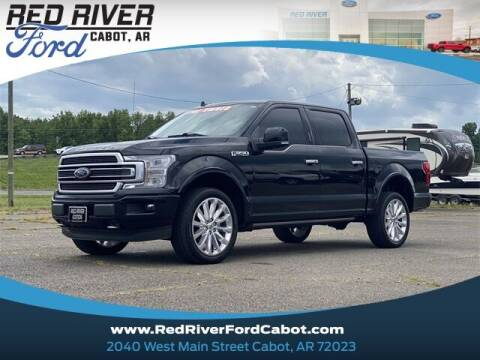 2019 Ford F-150 for sale at RED RIVER DODGE - Red River of Cabot in Cabot, AR