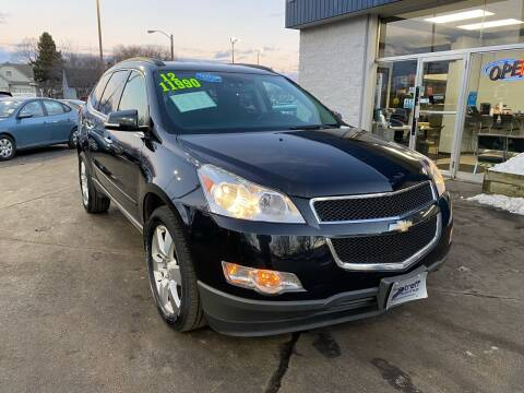 2012 Chevrolet Traverse for sale at Streff Auto Group in Milwaukee WI
