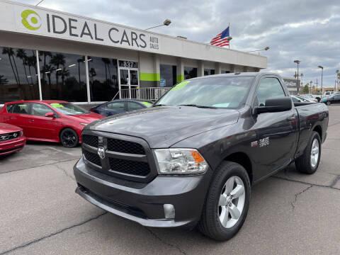 2016 RAM Ram Pickup 1500 for sale at Ideal Cars Atlas in Mesa AZ