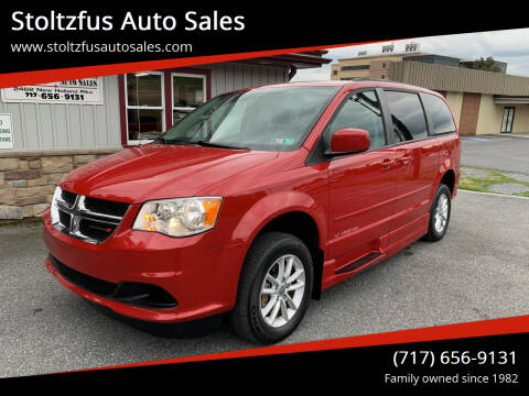 2014 Dodge Grand Caravan for sale at Stoltzfus Auto Sales in Lancaster PA