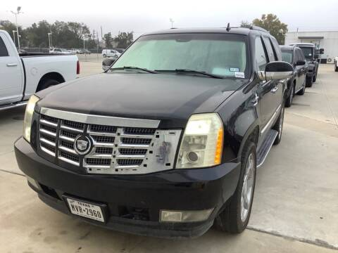 2007 Cadillac Escalade for sale at Don Auto World in Houston TX
