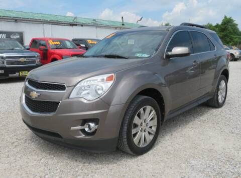 2011 Chevrolet Equinox for sale at Low Cost Cars in Circleville OH