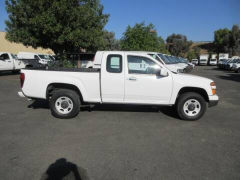 2011 Chevrolet Colorado for sale at Norco Truck Center in Norco CA