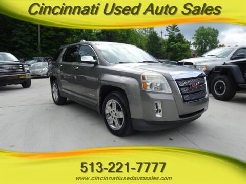 2012 GMC Terrain for sale at Cincinnati Used Auto Sales in Cincinnati OH