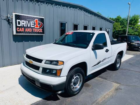 2012 Chevrolet Colorado for sale at Drive 1 Car & Truck in Springfield OH