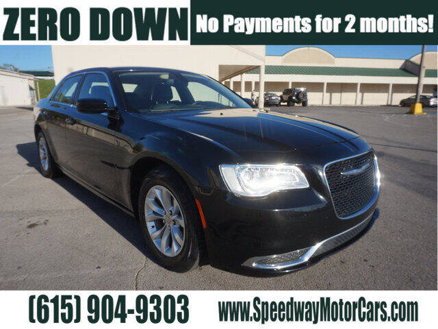 2015 Chrysler 300 for sale at Speedway Motors in Murfreesboro TN
