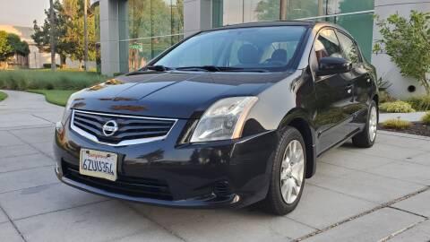 2012 Nissan Sentra for sale at Top Motors in San Jose CA