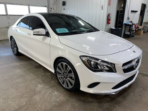 2019 Mercedes-Benz CLA for sale at Premier Auto in Sioux Falls SD
